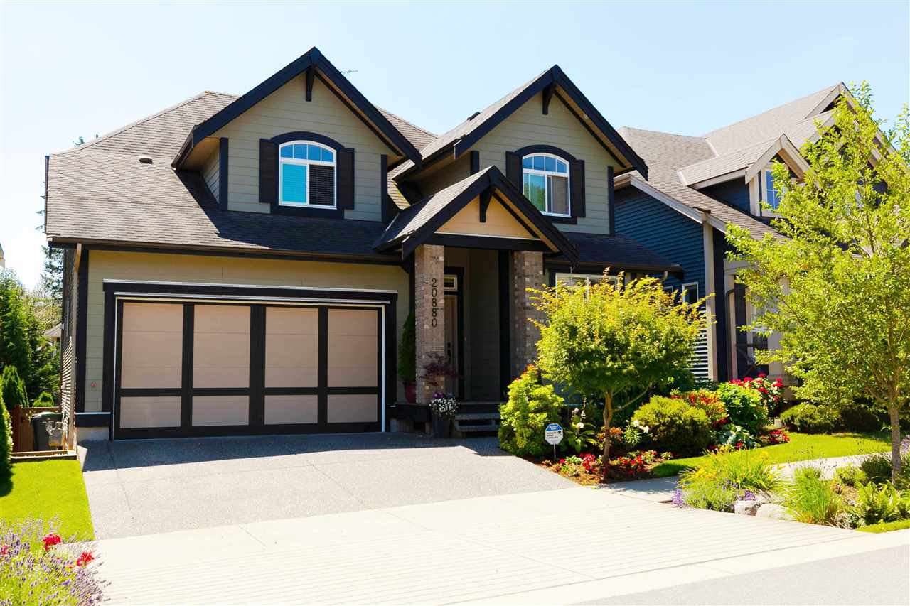 "Main Photo: 20880 71B Avenue in Langley: Willoughby Heights House for sale in ""MILNER HEIGHTS"" : MLS®# R2288626"