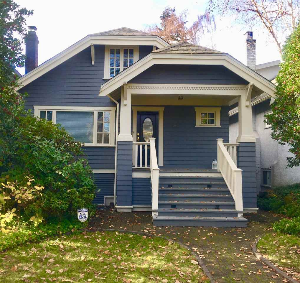 "Main Photo: 4855 COLLINGWOOD Street in Vancouver: Dunbar House for sale in ""Dunbar"" (Vancouver West)  : MLS®# R2315988"