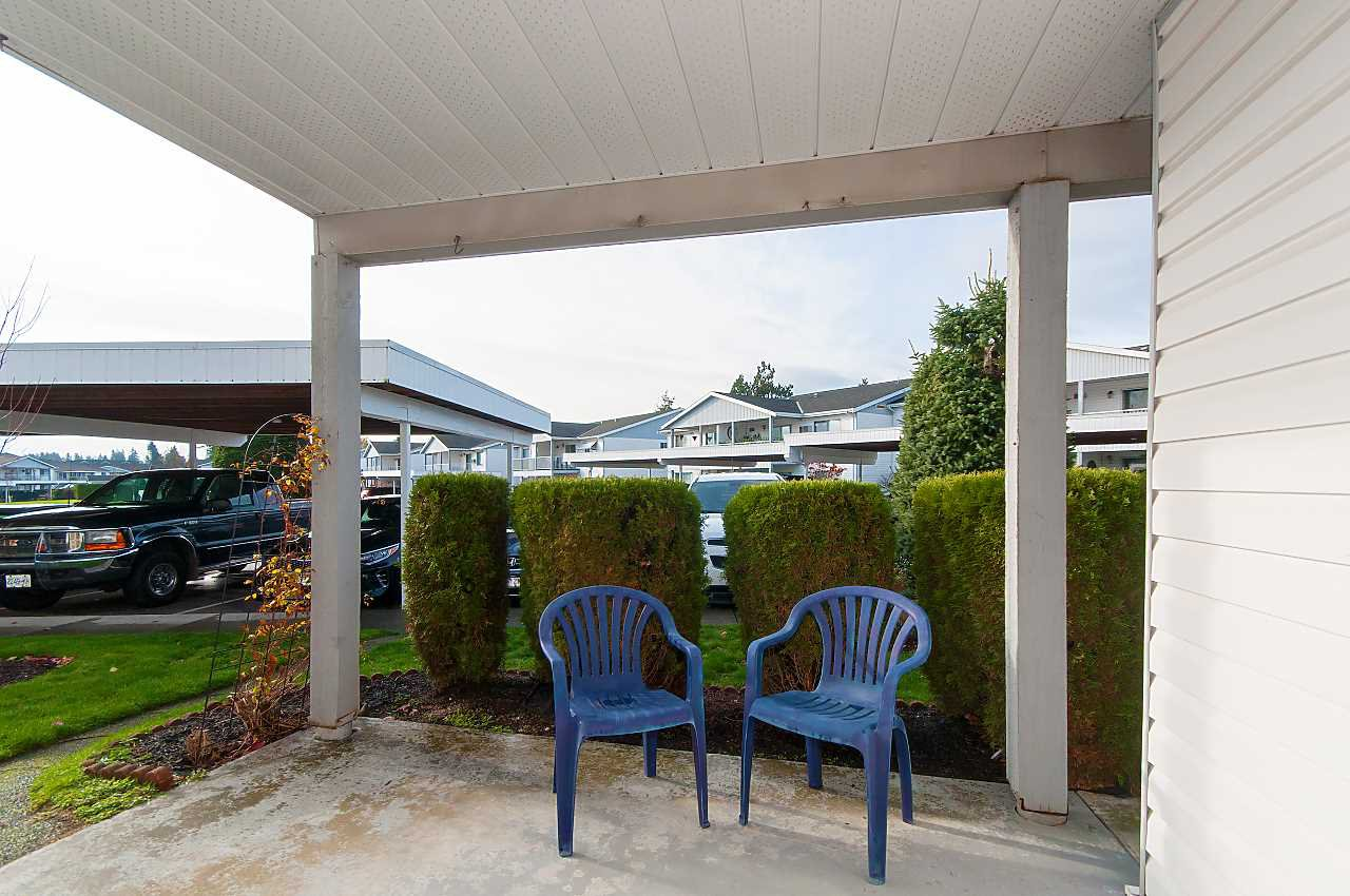 """Photo 16: Photos: 169 32691 GARIBALDI Drive in Abbotsford: Abbotsford West Townhouse for sale in """"Carriage Lane"""" : MLS®# R2322722"""
