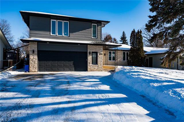 Photo 1: Photos: 140 Linacre Road in Winnipeg: Fort Richmond Residential for sale (1K)  : MLS®# 1901877