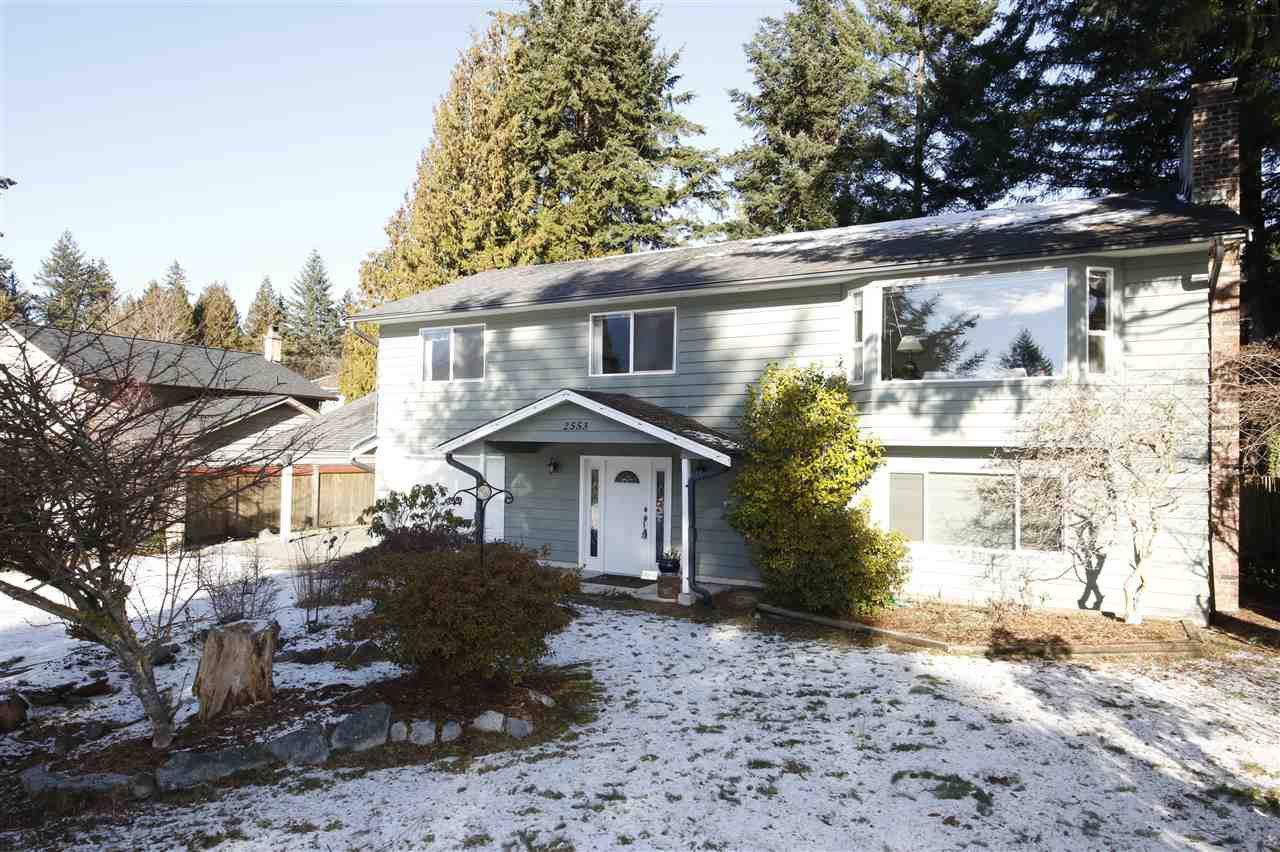 Main Photo: 2553 LOMOND Way in Squamish: Garibaldi Highlands House for sale : MLS®# R2339382