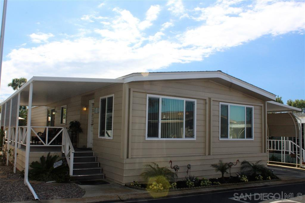 Main Photo: CARLSBAD WEST Mobile Home for sale : 2 bedrooms : 7269 San Luis #244 in Carlsbad