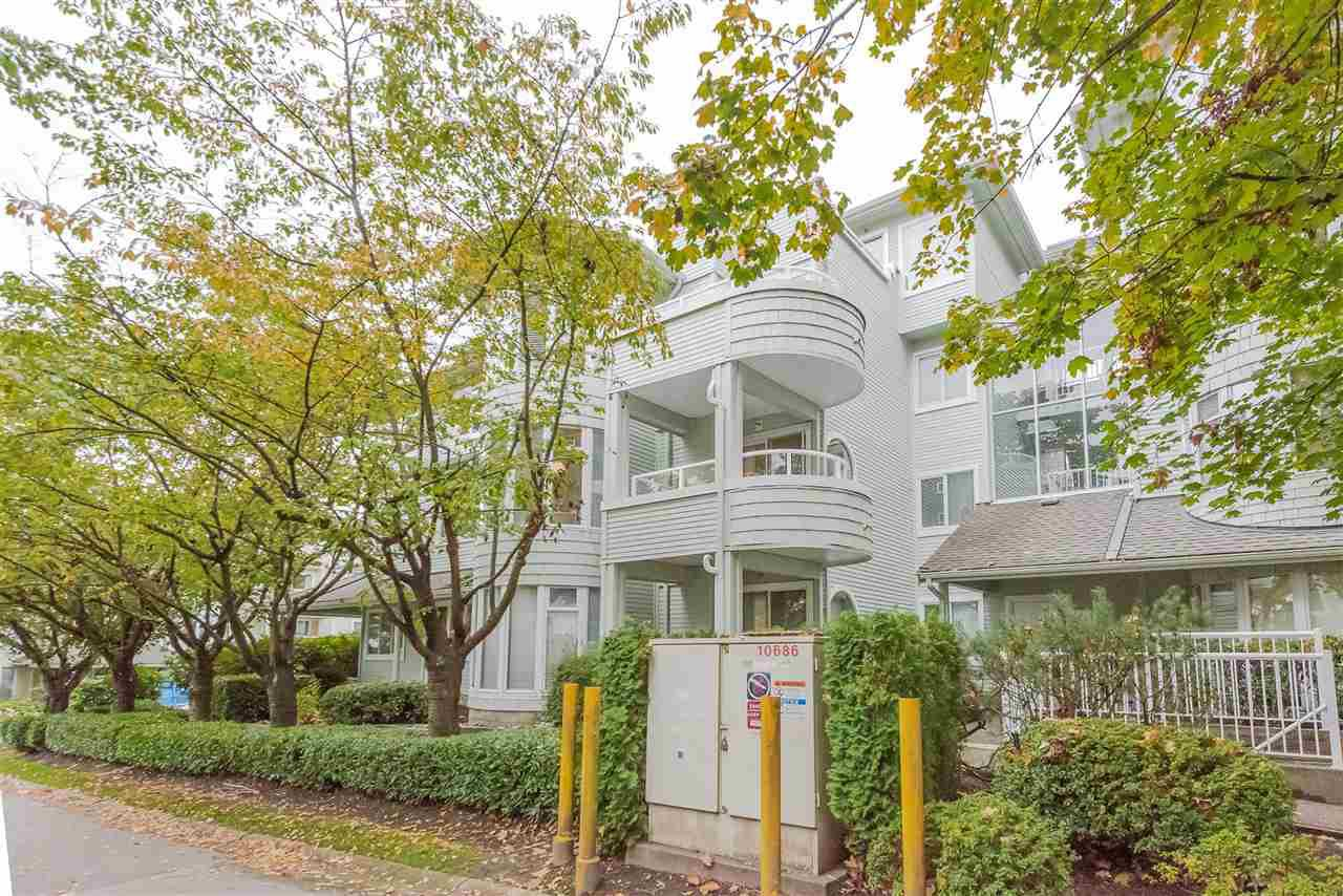 "Main Photo: 202 7580 COLUMBIA Street in Vancouver: Marpole Condo for sale in ""THE SPRINGS AT LANGARA"" (Vancouver West)  : MLS®# R2356689"