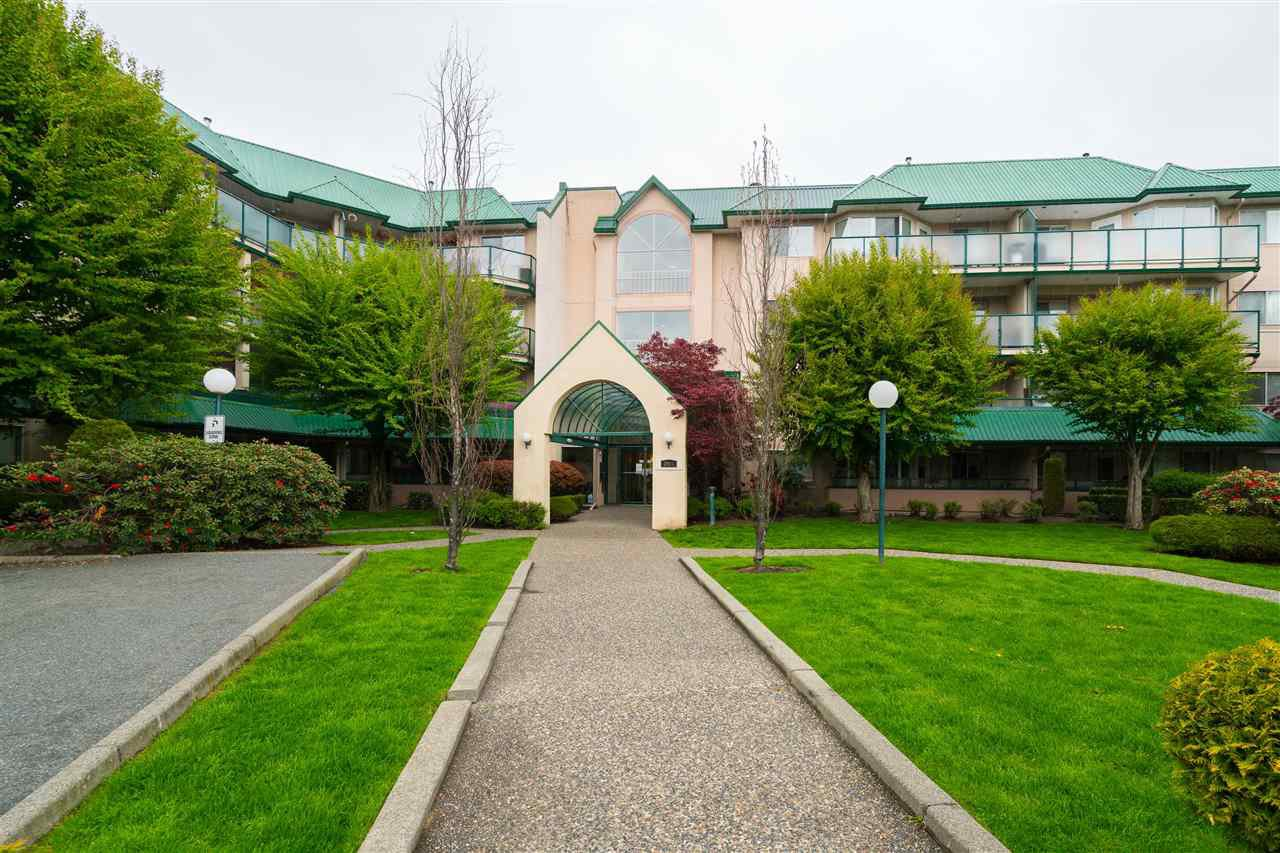"Main Photo: 302 2964 TRETHEWEY Street in Abbotsford: Abbotsford West Condo for sale in ""Cascade Green"" : MLS®# R2361860"