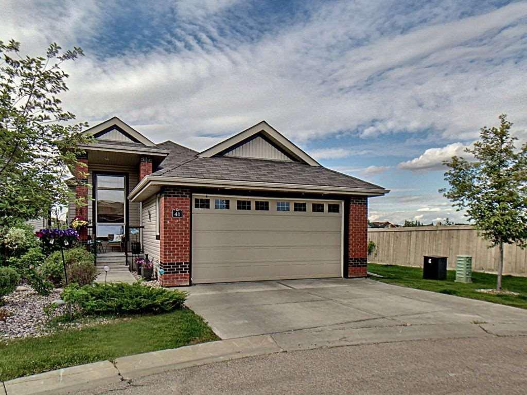 Main Photo: 41 841 156 Street in Edmonton: Zone 14 Condo for sale : MLS®# E4162127