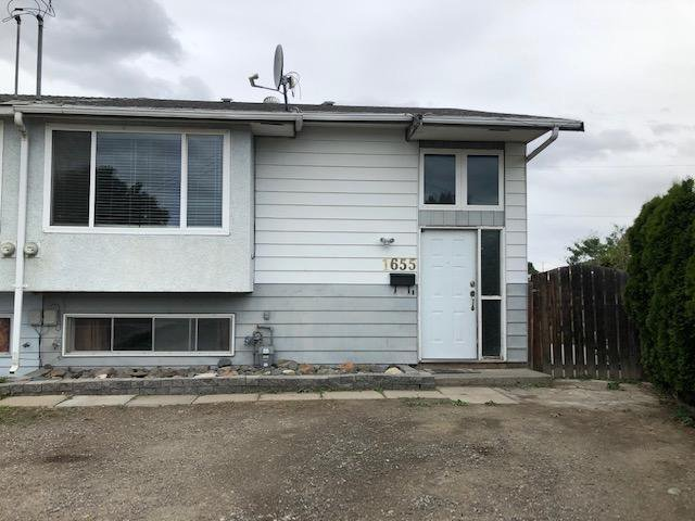 Main Photo: 1655 SPARTAN PLACE in Kamloops: Brocklehurst Half Duplex for sale : MLS®# 152104