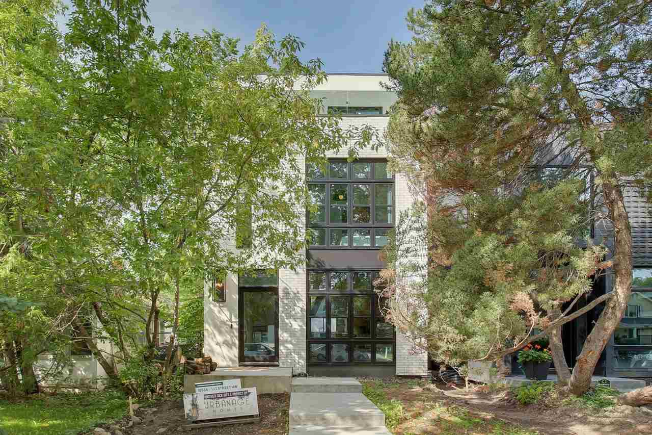 Main Photo: 10534 133 Street in Edmonton: Zone 11 House for sale : MLS®# E4170299