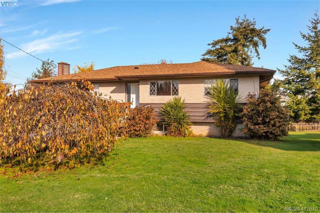 Main Photo: 4335 Savoy Place in VICTORIA: SW Royal Oak Single Family Detached for sale (Saanich West)  : MLS®# 417640