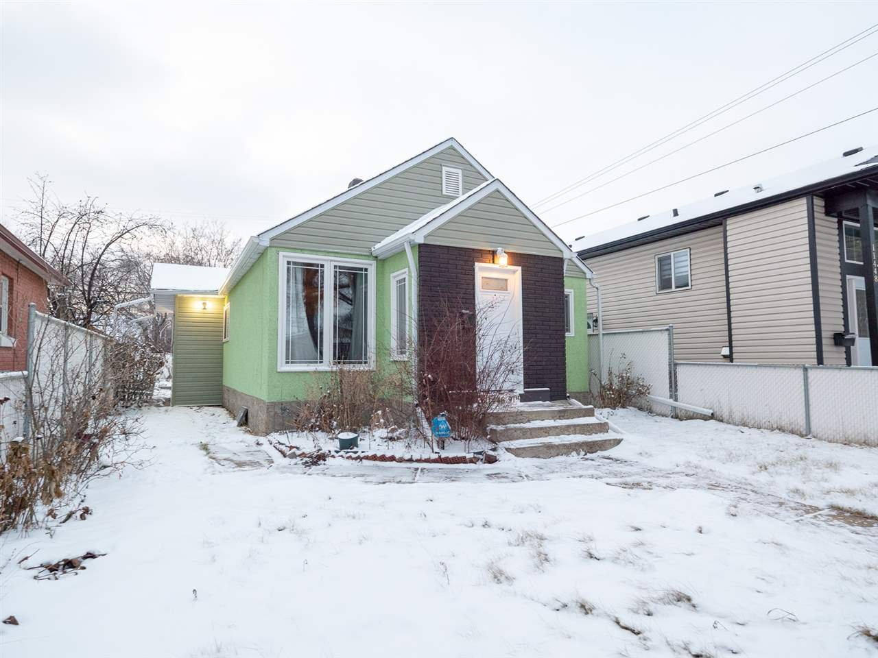 Main Photo: 11446 91 Street in Edmonton: Zone 05 House for sale : MLS®# E4181327