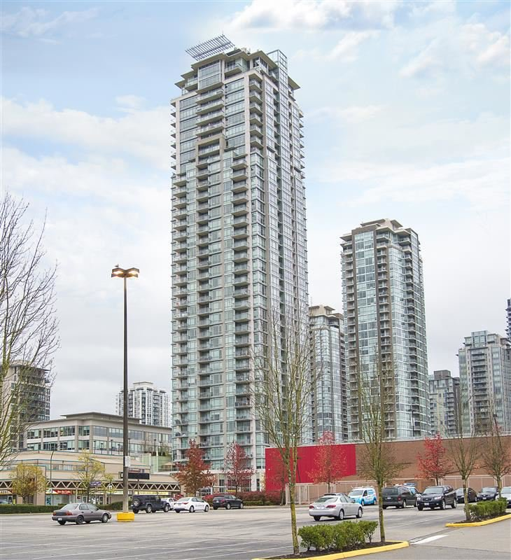 "Main Photo: 2201 2955 ATLANTIC Avenue in Coquitlam: North Coquitlam Condo for sale in ""OASIS"" : MLS®# R2429931"