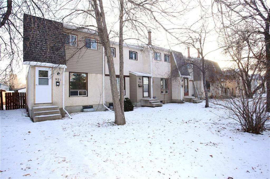 Main Photo: 928 Greencrest Avenue in Winnipeg: Fort Richmond Residential for sale (1K)  : MLS®# 202001645