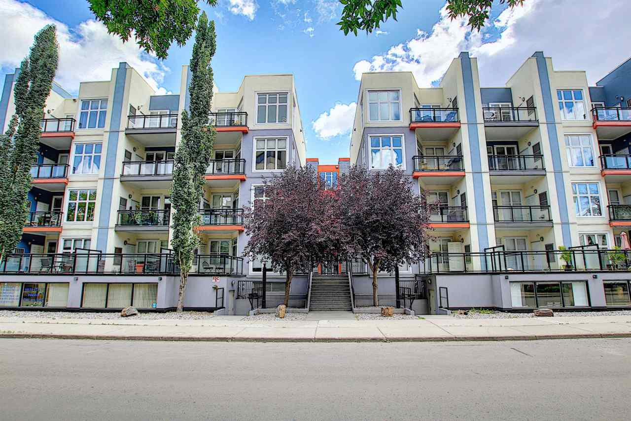 Main Photo: 401 10147 112 Street in Edmonton: Zone 12 Condo for sale : MLS®# E4212742
