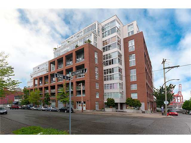 """Main Photo: 422 289 ALEXANDER Street in Vancouver: Hastings Condo for sale in """"THE EDGE"""" (Vancouver East)  : MLS®# V890176"""