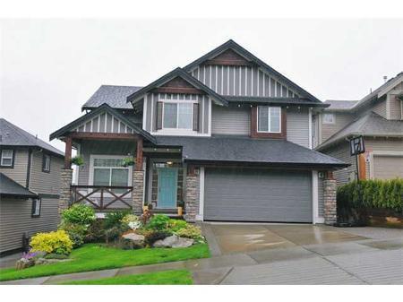 Main Photo: 22865 DOCKSTEADER CR in Maple Ridge: House for sale : MLS®# V882280