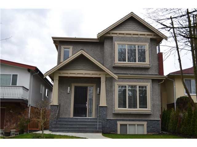 Main Photo: 66 E 38th Avenue in Vancouver: Main House for sale (Vancouver East)  : MLS®# V993165