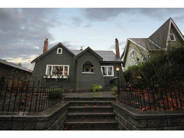 Main Photo: 3836 W BROADWAY ST in Vancouver: Point Grey House for sale (Vancouver West)  : MLS®# V1040544