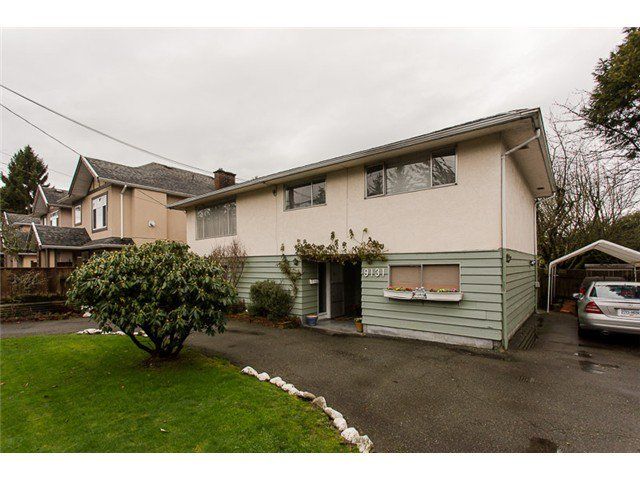 Main Photo: 9131 STEVESTON Highway in Richmond: South Arm House for sale : MLS®# V1103202