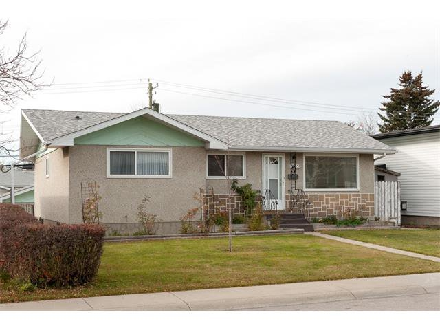 Main Photo: 1203 MACKID Road NE in Calgary: Mayland Heights House for sale : MLS®# C4036738