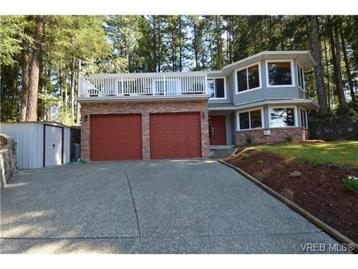 Main Photo: 2177 College Pl in VICTORIA: ML Shawnigan Single Family Detached for sale (Malahat & Area)  : MLS®# 730417