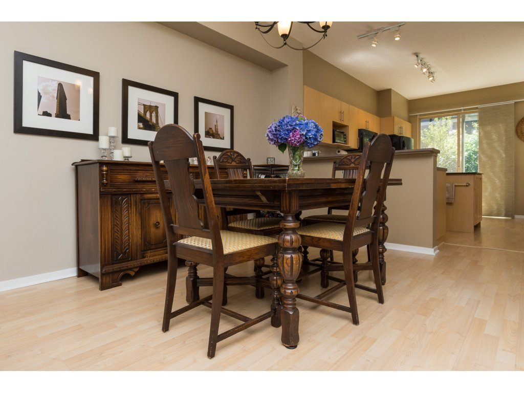 """Photo 5: Photos: 119 15152 62A Avenue in Surrey: Sullivan Station Townhouse for sale in """"UPLANDS"""" : MLS®# R2095709"""