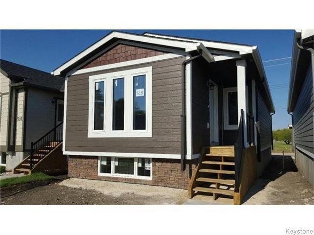 Main Photo: 518 Ferry Road in Winnipeg: St James Residential for sale (5E)  : MLS®# 1626833
