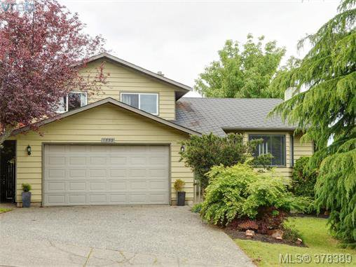 Main Photo: 1532 KENMORE Rd in VICTORIA: SE Gordon Head Single Family Detached for sale (Saanich East)  : MLS®# 759808