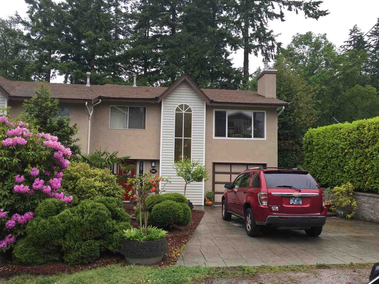 Photo 1: Photos: 1445 VIDAL Street: White Rock House 1/2 Duplex for sale (South Surrey White Rock)  : MLS®# R2171728