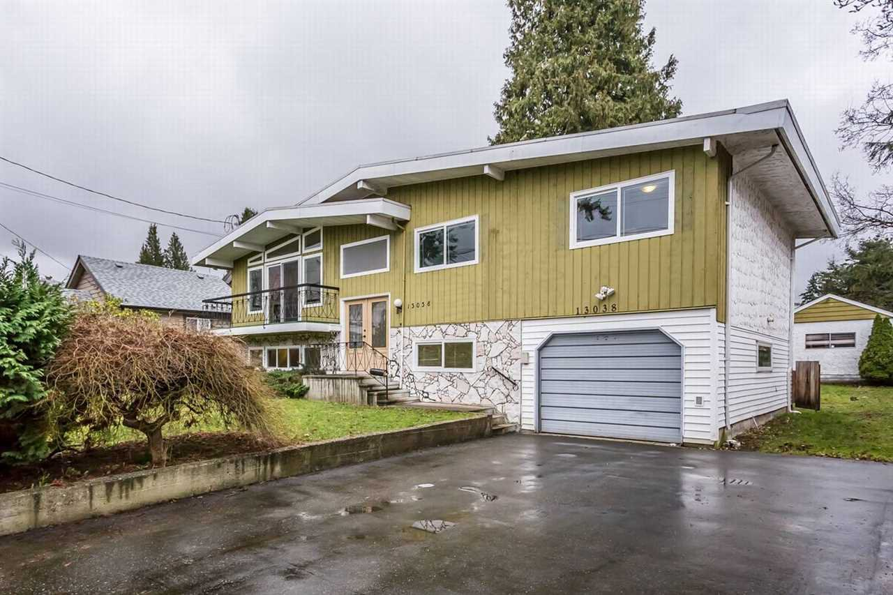 Main Photo: 13038 107A Avenue in Surrey: Whalley House for sale (North Surrey)  : MLS®# R2237848