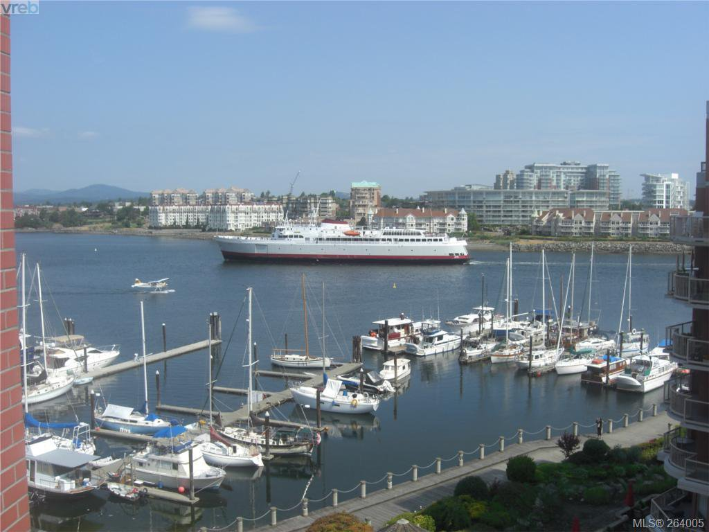 Main Photo: 703 630 Montreal St in VICTORIA: Vi James Bay Condo for sale (Victoria)  : MLS®# 505930