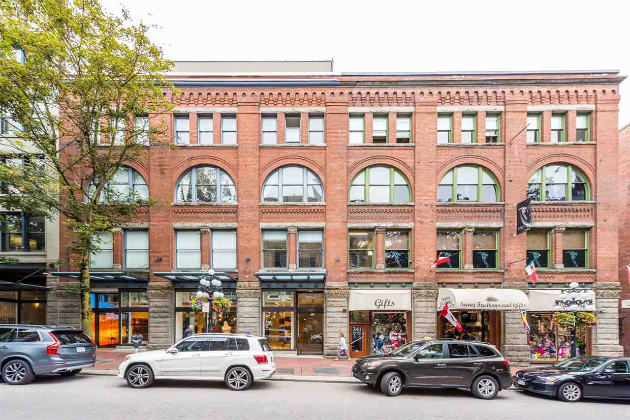 """Photo 20: Photos: 307 345 WATER Street in Vancouver: Downtown VW Condo for sale in """"Greenshields"""" (Vancouver West)  : MLS®# R2288572"""