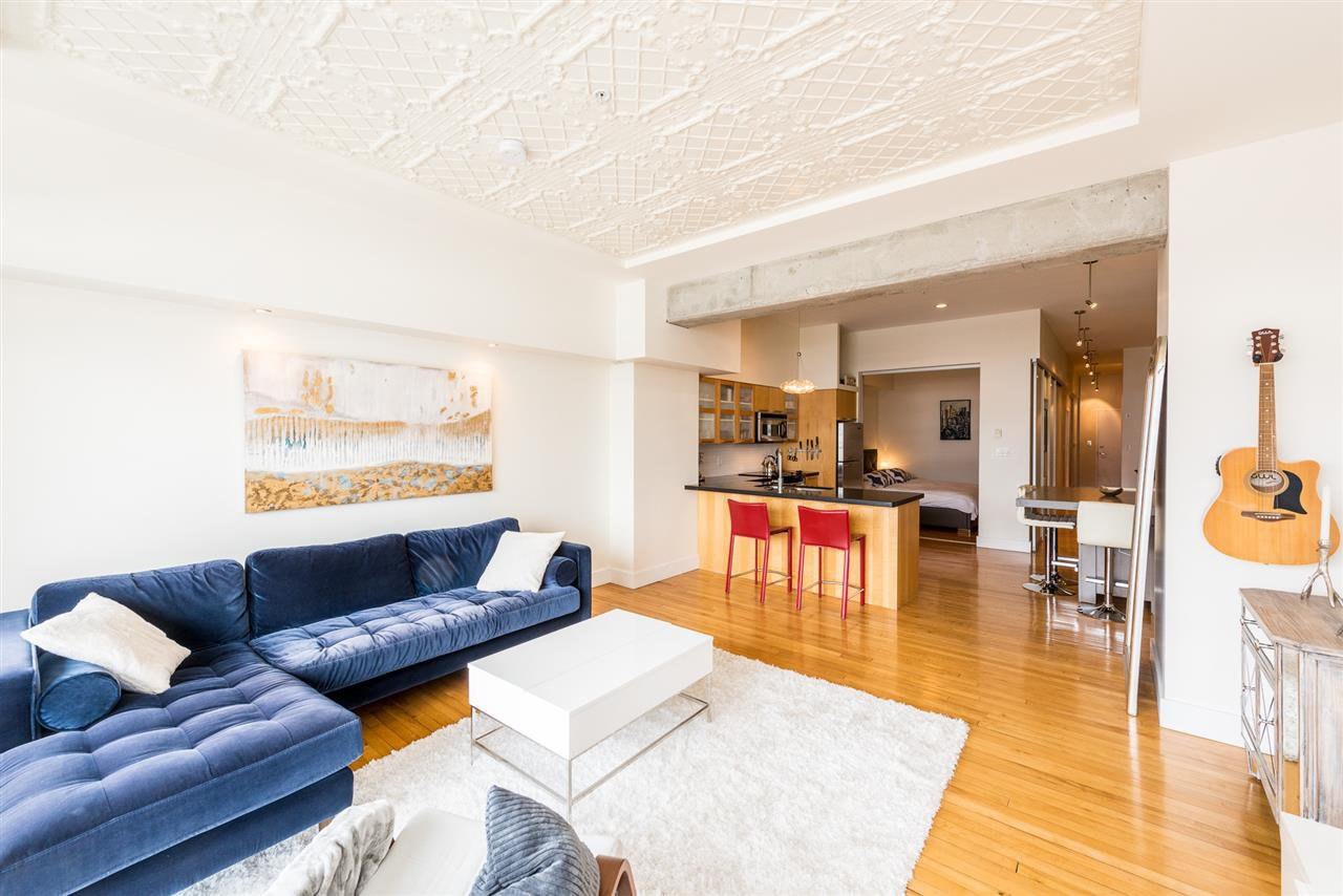 """Photo 6: Photos: 307 345 WATER Street in Vancouver: Downtown VW Condo for sale in """"Greenshields"""" (Vancouver West)  : MLS®# R2288572"""