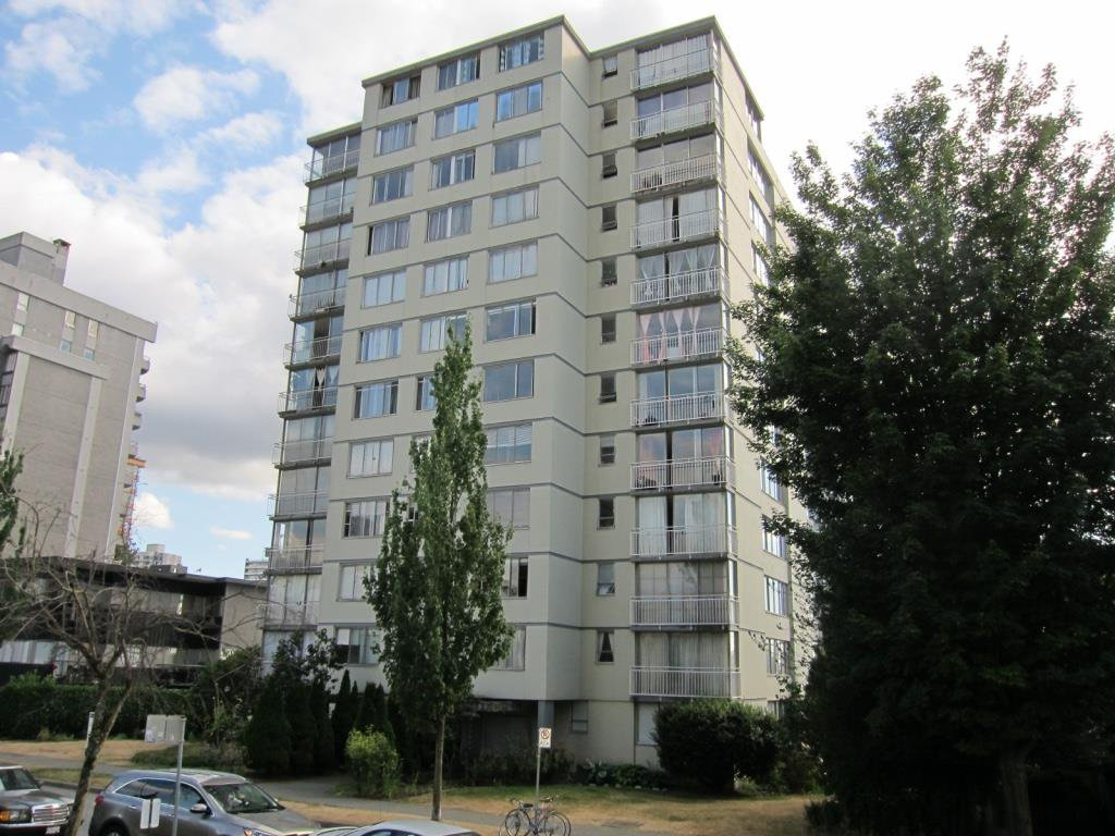 Main Photo: 801 1250 BURNABY Street in Vancouver: West End VW Condo for sale (Vancouver West)  : MLS®# R2297150