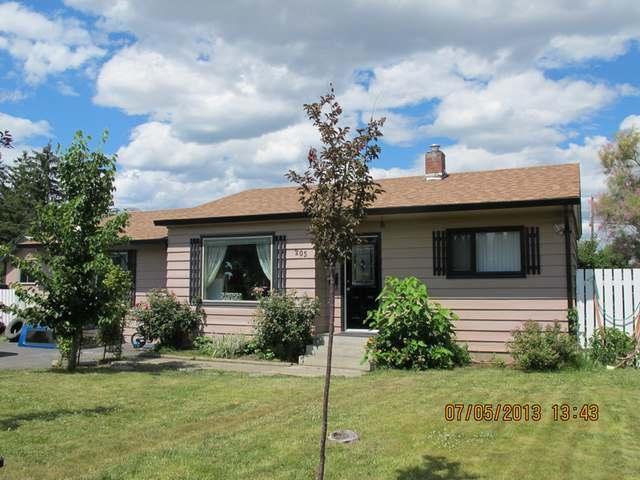 Main Photo: 205 EVANS Avenue in : North Kamloops House for sale (Kamloops)  : MLS®# 149925
