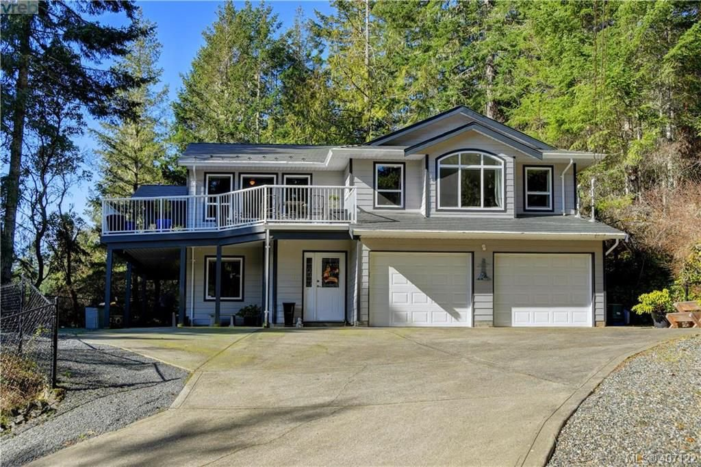 Main Photo: 7142 Cedar Park Pl in SOOKE: Sk John Muir House for sale (Sooke)  : MLS®# 809042