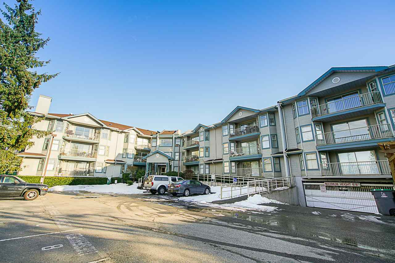"Main Photo: 313 10756 138 Street in Surrey: Whalley Condo for sale in ""Vista Ridge"" (North Surrey)  : MLS®# R2353139"