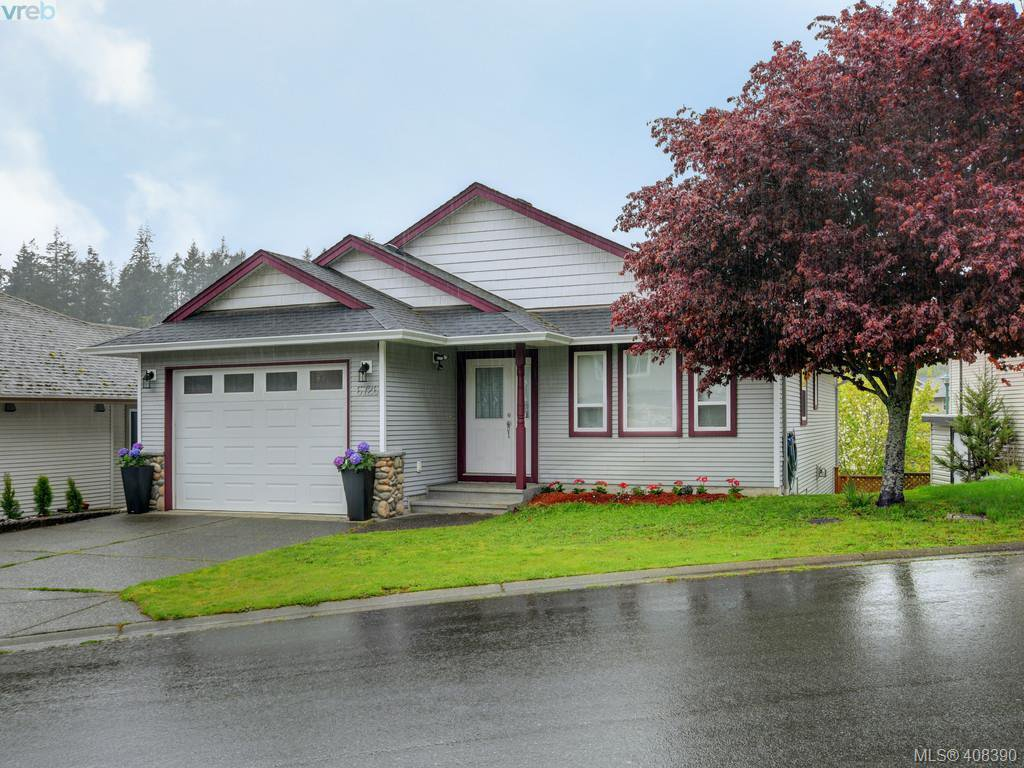 Main Photo: 6726 Charlene Place in SOOKE: Sk Broomhill Single Family Detached for sale (Sooke)  : MLS®# 408390