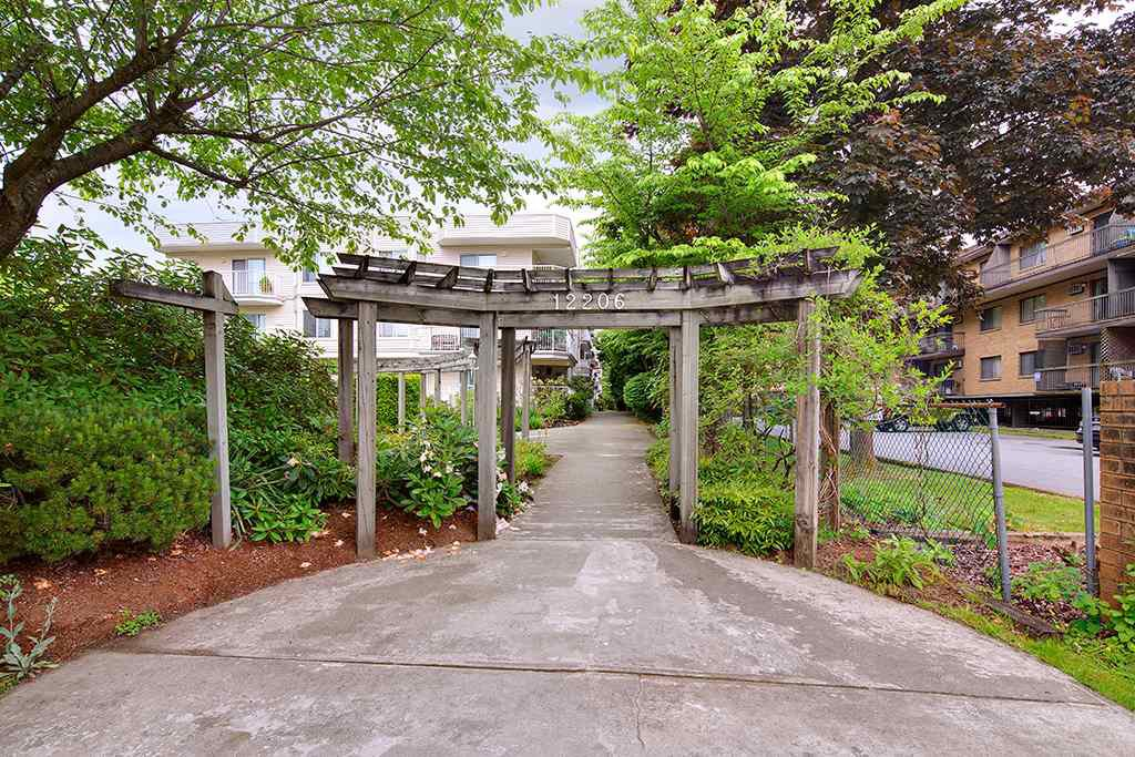 "Photo 1: Photos: 305 12206 224TH Street in Maple Ridge: East Central Condo for sale in ""Cottonwood Place"" : MLS®# R2374390"