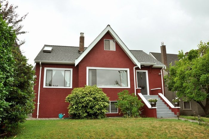 Main Photo:  in Vancouver: Dunbar Home for sale ()  : MLS®# V782704