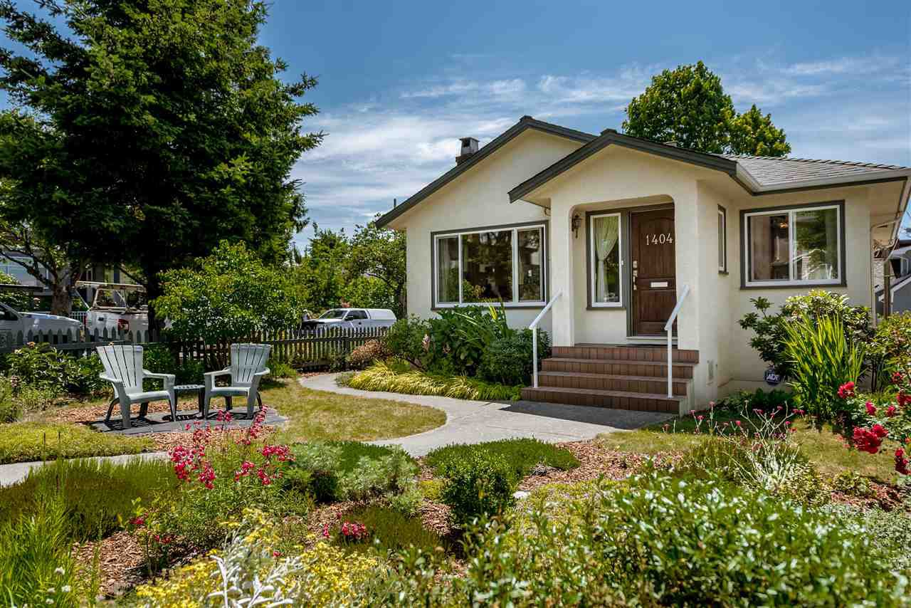 Main Photo: 1404 W 64TH Avenue in Vancouver: Marpole House for sale (Vancouver West)  : MLS®# R2385000