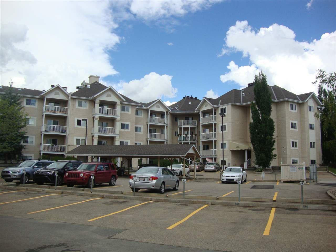 Photo 3: Photos: 306 11620 9A Avenue in Edmonton: Zone 16 Condo for sale : MLS®# E4164657