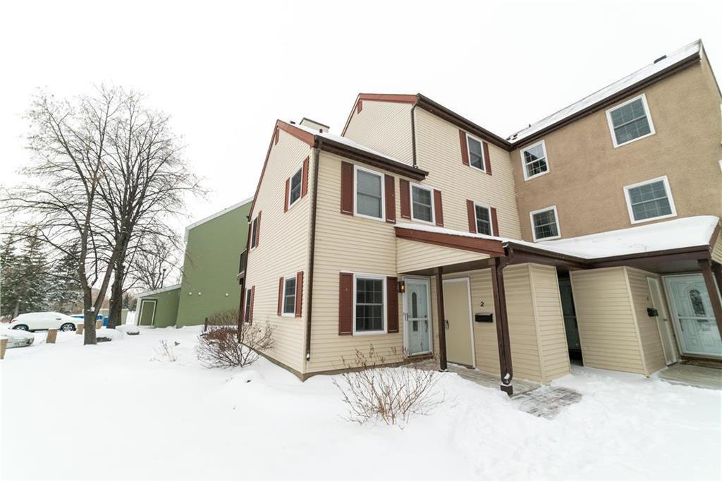 Main Photo: 2 642 Kenaston Boulevard in Winnipeg: River Heights South Condominium for sale (1D)  : MLS®# 202000456