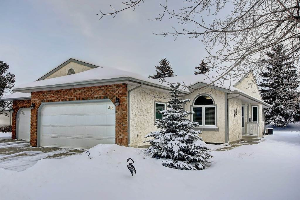 Main Photo: 326 REHWINKEL Close in Edmonton: Zone 14 House Half Duplex for sale : MLS®# E4184022