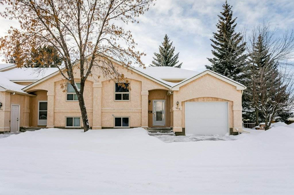 Main Photo: 1865 MILL WOODS Road E in Edmonton: Zone 29 Townhouse for sale : MLS®# E4189082