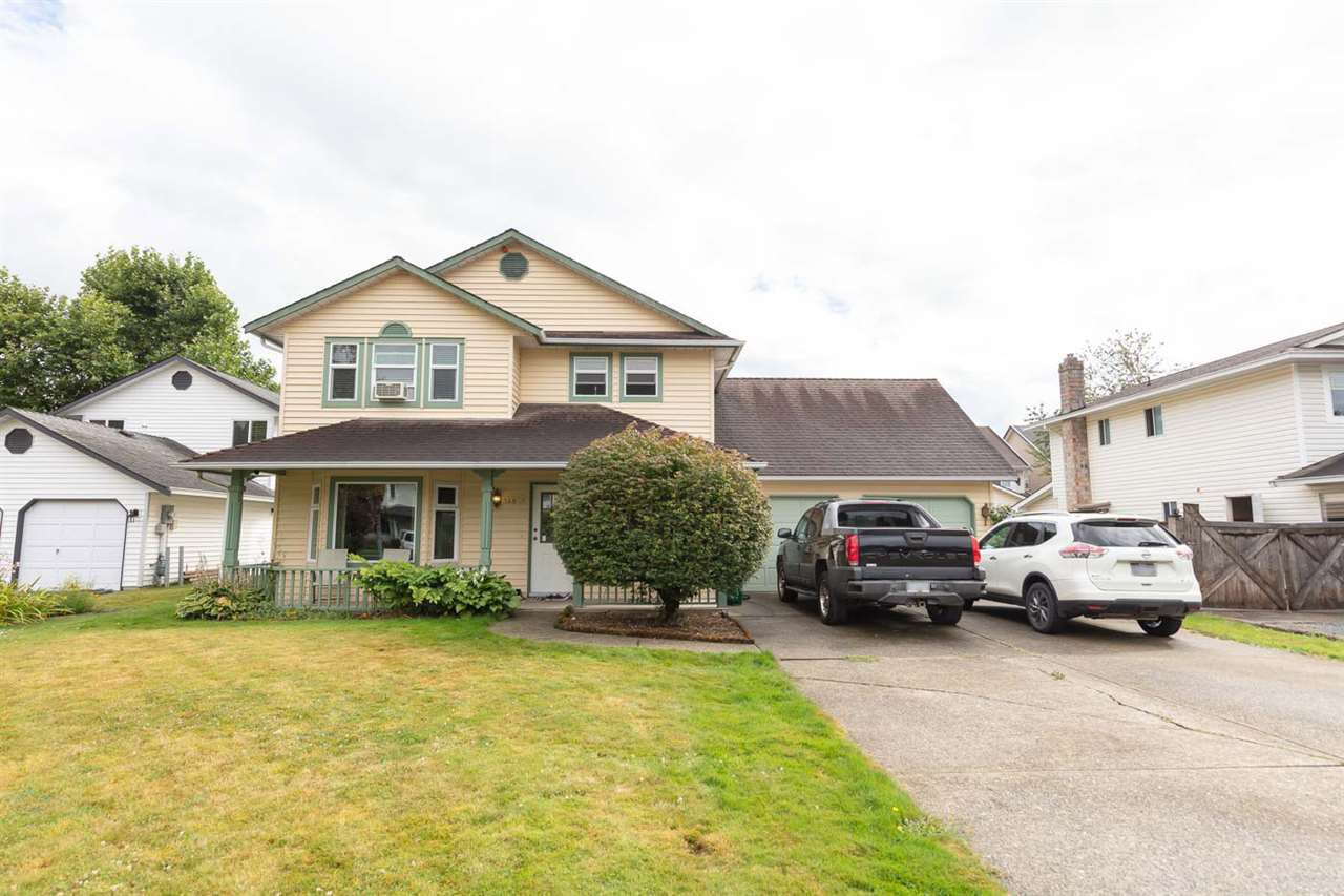 Main Photo: 34848 SANDON Place in Abbotsford: Abbotsford East House for sale : MLS®# R2487163