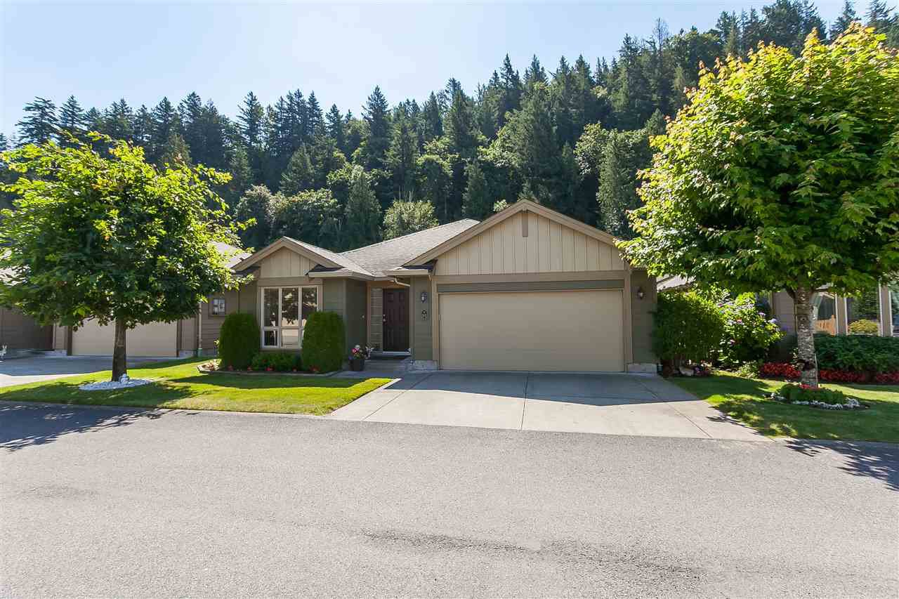 """Main Photo: 92 46000 THOMAS Road in Chilliwack: Vedder S Watson-Promontory House for sale in """"Halcyon Meadows"""" (Sardis)  : MLS®# R2501294"""