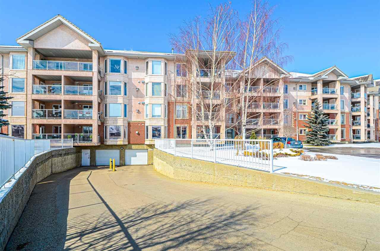 Main Photo: 408 200 Bethel Drive: Sherwood Park Condo for sale : MLS®# E4224702