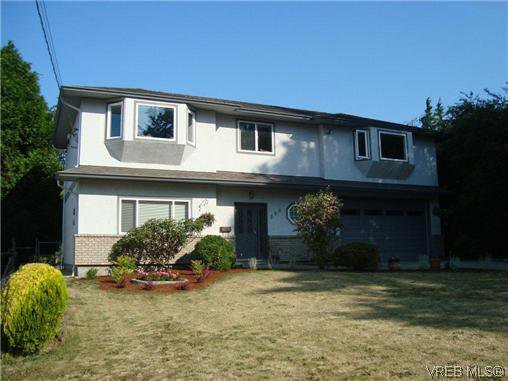 Main Photo: 289 Stewart Avenue in VICTORIA: VR View Royal Residential for sale (View Royal)  : MLS®# 311978