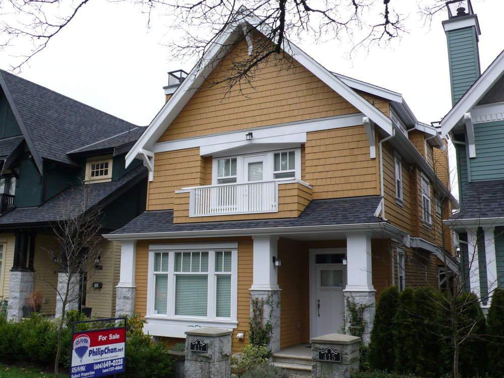 Photo 1: Photos: 417 16TH Ave W in Vancouver: Home for sale : MLS®# V932566