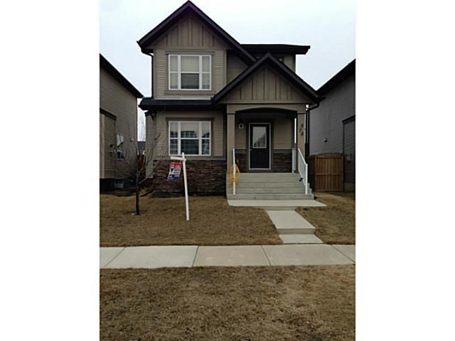 Main Photo: 375 SILVERADO Drive SW in CALGARY: Silverado Residential Detached Single Family for sale (Calgary)  : MLS®# C3609507