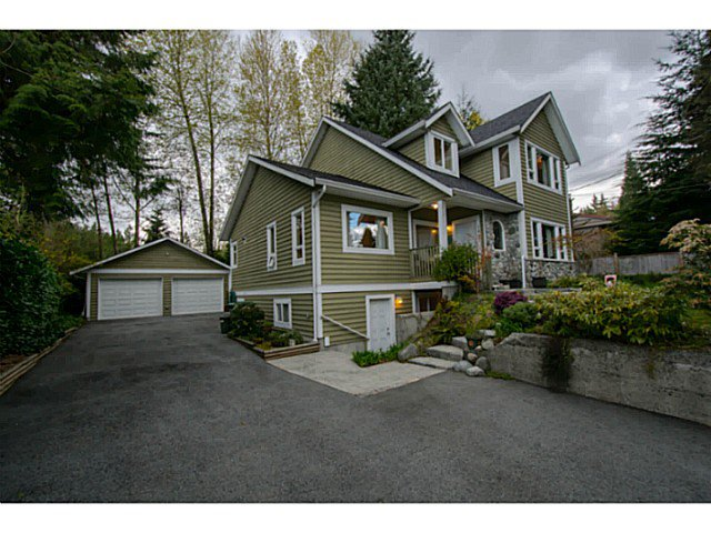 Main Photo: 1841 MOUNTAIN Highway in North Vancouver: Westlynn House for sale : MLS®# V1060817